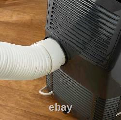 De'longhi Pinguino 13 000 Btu Ashrae Portable Climatiseur Avec Chaleur