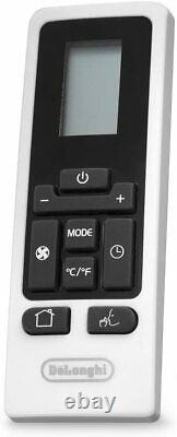 De'longhi Pinguino 14 000 Btu Ashrae Portable Climatiseur Avec Télécommande