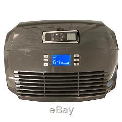 Delonghi Ashrae 12.500 Btu Portable Climatiseur Avec Chaleur