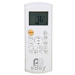 Diy Mini-split Climatiseur Pompe À Chaleur, Quick Connect, 12 000 Btu 17,5 Seer