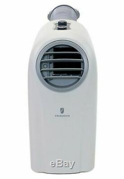 Friedrich Zoneaire 12 000 Btu Portable 400 Sq. Ft. Climatiseur Avec Chauffage