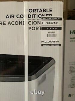 Frigidaire Climatiseur Portable À Distance Fhpc102ab1 400 Sqft 10 000 Btu