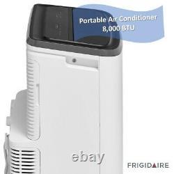 Frigidaire Ffpa0822u1 8 000 Btu Climatiseur De Chambre Portative