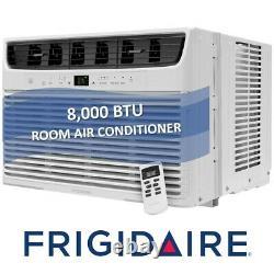 Frigidaire Ffra082wae 8 000 Climatiseur De Chambre Monté Sur Fenêtre Btu