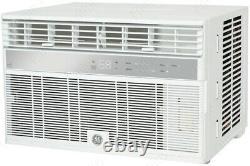 Ge 10000 Btu Intelligent Climatiseur De Fenêtre, 450 Sqft Chambre Wifi Accueil Ac 115v Unité