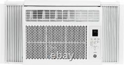 Ge 250 Sq. Ft. 6 000 Btu Window Air Conditioner Blanc
