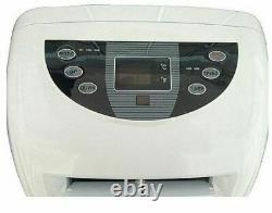 Global Air 10000 Btu Climatiseur Portable, Dehumidifier Ventilateur Avec Télécommande