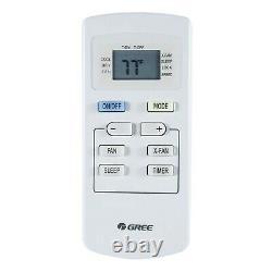Gree Grp-e08sh-r4w 8 000 Btu Climatiseur Portable