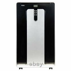 Haier 13500 Btu 115v Double Tuyau Portable Climatiseur Avec Télécommande (pour Les Pièces)