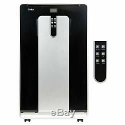 Haier 13500 Btu 115v Ventilateur De Refroidissement Double Tuyau Portable Climatiseur Avec Télécommande