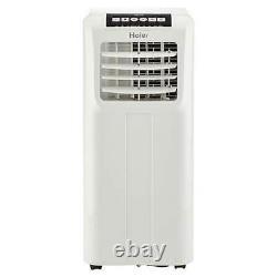 Haier Hpp08xcr Climatiseur Portatif 8 000 Btu Petite Pièce Ac Unité Avec Télécommande