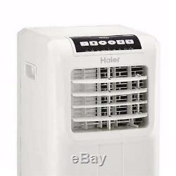 Haier Portable 10 000 Btu Unité Ac Climatiseur Avec Télécommande, Blanc (occasion)