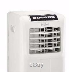 Haier Portable 10 000 Btu Unité Ac Climatiseur Avec Télécommande, Hpp10xct (open Box)