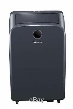 Hisense 10 000 Btu 115 Volts Climatiseur Portable Avec Connexion Wi-fi Et À Distance