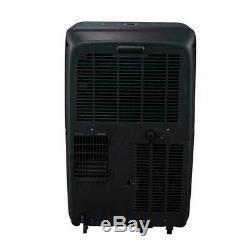 Hisense 12 000 Btu Ashrae Portable Climatiseur Avec Télécommande, Noir, Ap12cr2g