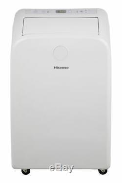 Hisense 12 000 Btu Climatiseur Portable Avec Télécommande