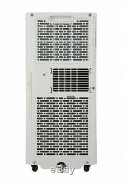 Hisense 8000 Btu Ashrae 115 Volts Climatiseur Portable, Blanc, Ap0819cr1w