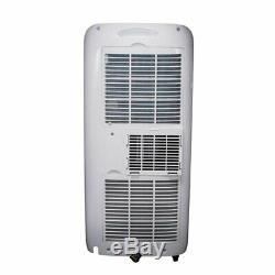 Hisense 8000 Btu Ashrae Portable Climatiseur Avec Télécommande, Blanc, Ap08cr2w