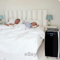 Honeywell Climatiseur Portable Dehumidifier Télécommande Numérique 14000 Btu