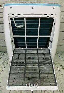 Honeywell Hl14ceswk Déshumidificateur De Climatiseur Portatif Et Télécommande De Ventilateur