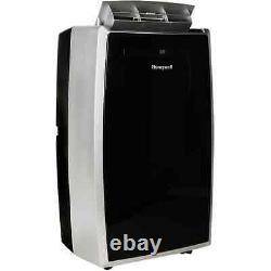 Honeywell Mn12ces 12 000 Btu Climatiseur Portable Avec Télécommande Bla