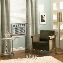 Keystone 10,000 Btu 3-speed Window Air Conditioner With Remote