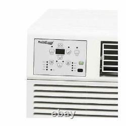 Koldfront 8 000 Btu Climatiseur De Fenêtre 1,3 Kw Chaleur Électrique 115v