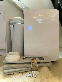 Lg 10200 Btu Climatiseur Portable Avec Télécommande, Blanc (lp1017wsr)