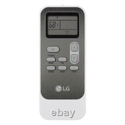 Lg 10 200 Btu Ashrae 115-volt Climatiseur Portable Avec Télécommande, Lp1017wsr