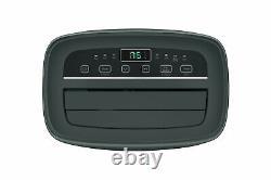 Lg 12 000 Btu (7 500 Btu Doe) Climatiseur Portable 115 Volts Avec Déshumidificateur