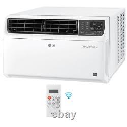 Lg Electronique Fenêtre Climatiseur 18000 Btu Dual Inverter Contrôle Numérique