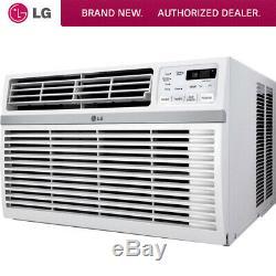Lg Lw1016er 10 000 Btu 115v-fenêtre Monté Climatiseur Avec Télécommande