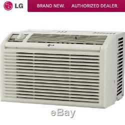 Lg Lw5016 5000 Btu Commandes Manuelles Climatiseur De Fenêtre, Blanc