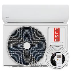 Olmo 9000-24000 Btu Eco Série Single-zone Ductless Mini Split Air Conditioner