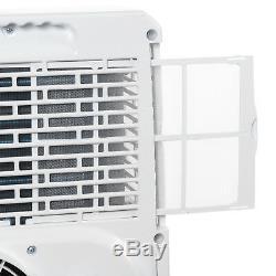Portable 12000 Btu Climatiseur Dehumidifier Fonction Ac À Distance Withwindow Kit