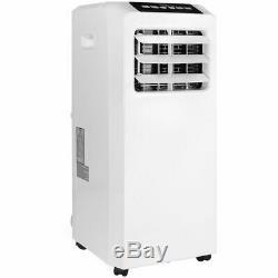 Portable Climatiseur Refroidissement A / C Refroidir Ventilateur À Distance Pour Des Pièces Jusqu'à 300 Sq. Ft