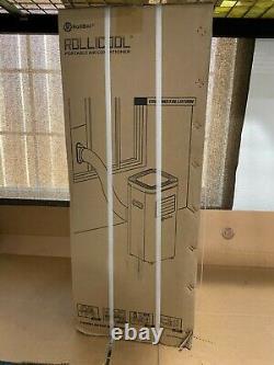 Rollibot Rollicool Climatiseur Portable Avec Application & Alexa Contrôle Vocal Wi-fi