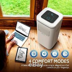 Rollicool Portable Climatiseur 10000 Btu Et Dehumidifier App Voice Control