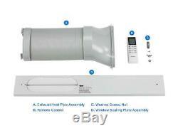 Rosewill Portable Climatiseur Ventilateur Et Dehumidifier Ac Froid / Ventilateur / Sec, 12000 Btu