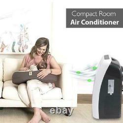 Serene-life 8 000 Btu Climatiseur Portable Déshumidificateur A/c Ventilateur + Distant
