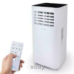 Serenelife Slpac105w 300 Pieds Carrés 10000 Btu Climatiseur Portable Avecremote