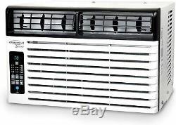Soléaire 8000 Btu 115 Volts À 3 Vitesses Climatiseur De Fenêtre Avec Télécommande