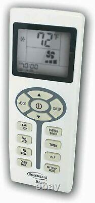 Soleus Air 12000 Btu 115-volt Air Climatiseur Avec Télécommande