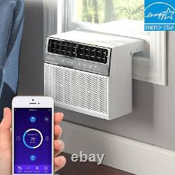 Soleus Air 6000 Btu Fenêtre Selle Selle Climatiseur Avec Wi-fi -2021 Modèle