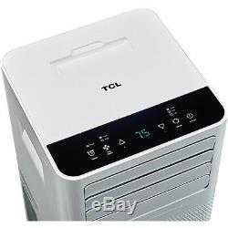 Tcl 6000 Btu Portable Climatiseur 2 Vitesses Avec Mode Dehumidifier Et Ventilateur
