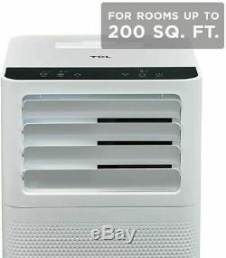 Tcl 8000 Btu 2 Vitesses Climatiseur Portable Avec Déshumidificateur