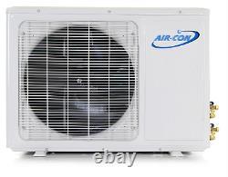 Thermopompe Multi 4 Zones Mini Climatiseur À Fractionnement 9000 12000 12000 12000 Btu