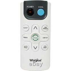 Whirlpool Energy Star 18000 Btu 230v Climatiseur À Fenêtre Whaw182bw