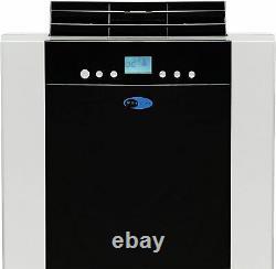 Whynter Arc-14s 14 000 Btu Dual Hose Air Conditionneur Portable, Déshumidificateur, Ventilateur
