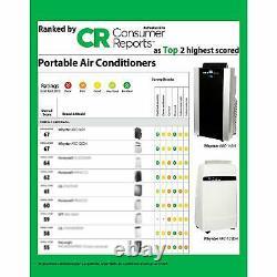 Whynter Eco-friendly 14000 Btu Dual Hose Climatiseur Portable, Nouveau